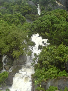 Aruvi waterfalls