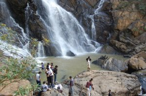 Meenmutty Waterfalls, Wayanad